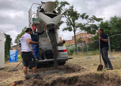 2018-07-06_Bauverlauf-Traglufthalle-1_1GW