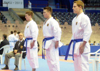 EM 2012 Team
